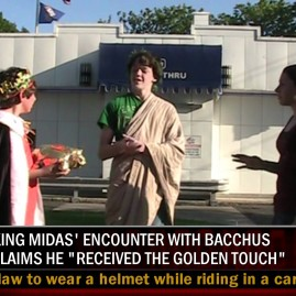 King Midas English Project